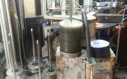 Cơ sở sản xuất đĩa lậu lớn nhất tại TP.HCM bị phát hiện