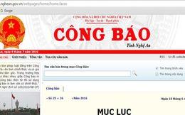 PTT Vũ Đức Đam yêu cầu làm rõ thông tin nhiều website .gov.vn bị cài link ẩn