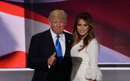 """Vợ Donald Trump: """"Nhà tôi có 2 cậu bé, chồng và cậu con trai 10 tuổi của tôi"""""""