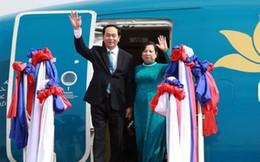 Tổng thống Italy chủ trì lễ đón Chủ tịch nước Trần Đại Quang