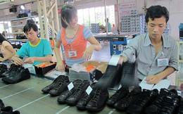 Xuất khẩu da giày sang EU chững lại