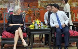 Chủ tịch Nguyễn Đức Chung: Hà Nội sẽ có 5 công viên đạt chuẩn thế giới