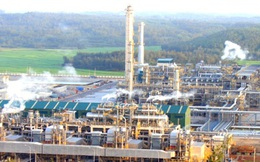 """""""Kêu"""" khó, Lọc dầu Dung Quất xin được xuất khẩu xăng dầu"""
