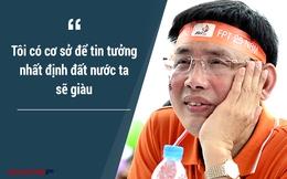 """Sau bài viết """"Vì sao người Việt mãi nghèo"""", Phó Tổng giám đốc FPT lại phân tích """"Nhất định đất nước ta sẽ giàu"""""""