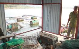 Đầu tư 2,2 tỉ đồng nuôi cá, thu... 7 triệu