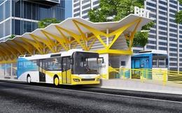 Tp.HCM sắp đầu tư dự án xe buýt nhanh BRT trị giá 124 triệu đô la