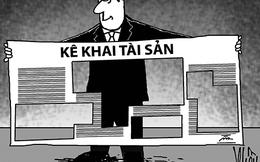 Bỏ ngỏ giám sát sự trung thực của ứng viên ĐBQH khi kê khai tài sản?