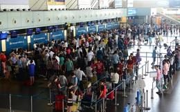 Vé máy bay Tết từ Nam ra Bắc: Trung bình 3 triệu đồng/chiều