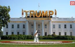 """Donald Trump sẽ biến Nhà Trắng thành """"Nhà Trump""""?"""