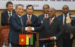 Mở cửa cho đóng tàu Việt Nam sang Châu Phi