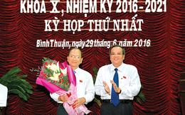 Ông Nguyễn Mạnh Hùng tái đắc cử chức Chủ tịch HĐND tỉnh Bình Thuận