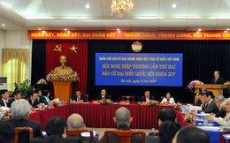 Cả 19 ủy viên Bộ Chính trị ứng cử đại biểu Quốc hội