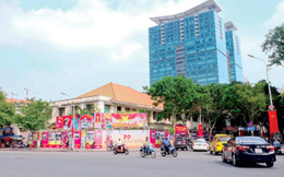 Khu vực trung tâm TPHCM đang là tâm điểm tăng giá của thị trường