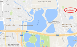 Quận Hoàng Mai có thêm 2.000 căn hộ chung cư gia nhập thị trường