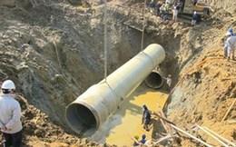Hủy mua ống Trung Quốc cho dự án đường nước sông Đà 2
