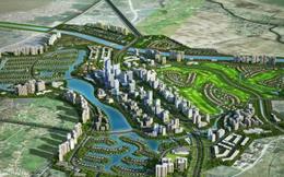 Chủ đầu tư Ecopark và 2 nhà đầu tư khác liên danh làm khu đô thị sinh thái ở Hòa Lạc (Hà Nội)