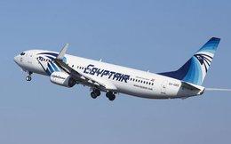 Máy bay Ai Cập chở 66 người rơi gần đảo của Hy Lạp