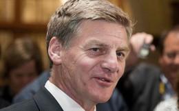 Ông Bill English chính thức trở thành thủ tướng New Zealand