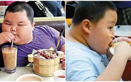 Thói chiều con vô tội vạ của người Trung Quốc và những con số đáng báo động về tỷ lệ béo phì