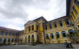 80 tỉ trùng tu trụ sở Tòa án nhân dân TP.HCM 130 tuổi