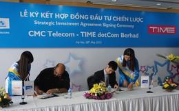 Lãi quý 4 tăng vọt, công ty mẹ Tập đoàn công nghệ CMC chính thức hết lỗ lũy kế