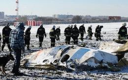 Hé lộ nguyên nhân rơi máy bay ở Nga khiến 55 người chết