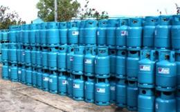 Từ 1/8, giá gas bán lẻ giảm 4.500 đồng/bình 12 kg