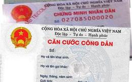 Bộ Công an 'gỡ vướng' cho thẻ căn cước