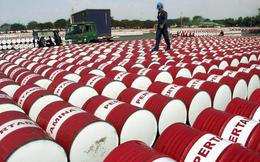 Giá dầu lao dốc rơi xuống mức thấp nhất 3 tuần qua