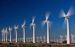 Sắp vận hành dự án điện gió 1.100 tỉ đồng