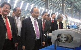 Doanh nghiệp sắp đón nhận tin vui từ Tân Thủ tướng Nguyễn Xuân Phúc