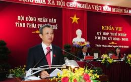 Ông Lê Trường Lưu tái đắc cử Chủ tịch HĐND tỉnh Thừa Thiên – Huế