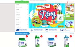 Vinamilk bất ngờ tiên phong trong ngành tiêu dùng nhanh, bán sữa online