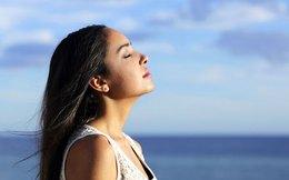 Vì sao bạn nên hít thở sâu mỗi khi căng thẳng, sợ hãi? Hơi thở sâu giúp tăng khả năng tư duy và ghi nhớ