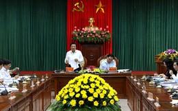 Hà Nội luân chuyển, điều động 3 chủ tịch quận sau kiểm điểm