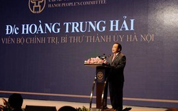Trên 500 đại biểu dự Hội nghị xúc tiến đầu tư thành phố Hà Nội