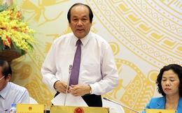 Chính phủ thông tin việc chọn nhà thầu dự án đường ống nước sông Đà 2