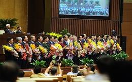 Cuộc chuyển giao nhiệm kỳ lịch sử của các Bộ trưởng