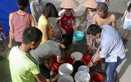 Dân Thủ đô lại 'khát' nước sạch