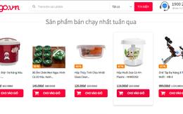 Website thương mại điện tử Lingo.vn đóng cửa?