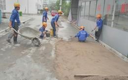 Chủ đầu tư Tứ Hiệp Plaza khắc phục hậu quả lún nứt trong thi công