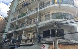 Đề xuất di dời khẩn cấp chung cư ở phố Tây