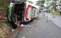 """Tai nạn thảm khốc đèo Prenn: Xe khách hoạt động """"chui"""""""