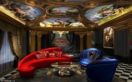 Choáng ngợp với nội thất khách sạn xa xỉ bậc nhất thế giới