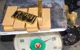 Bắt quả tang vụ nhập lậu 18kg vàng qua biên giới