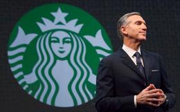 """Với xuất thân nghèo khó, """"linh hồn"""" của Starbucks vươn lên vị trí CEO bằng cách nào?"""