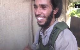 Chiến binh IS ăn mừng khi trở thành kẻ đánh bom liều chết