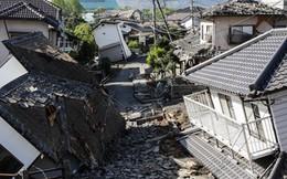 Động đất mạnh 6,1 độ Richter ở bờ biển Đông Bắc Nhật Bản