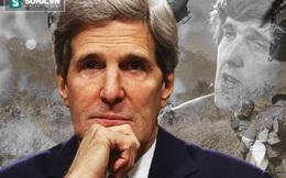 Kerry nói chuyện quá khứ-tương lai nhân chuyến công du của Obama