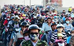 Dân miền Tây ùn ùn về Sài Gòn sau lễ